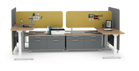 Watson Open Office Flexible Environment featuring Bahn Product Line