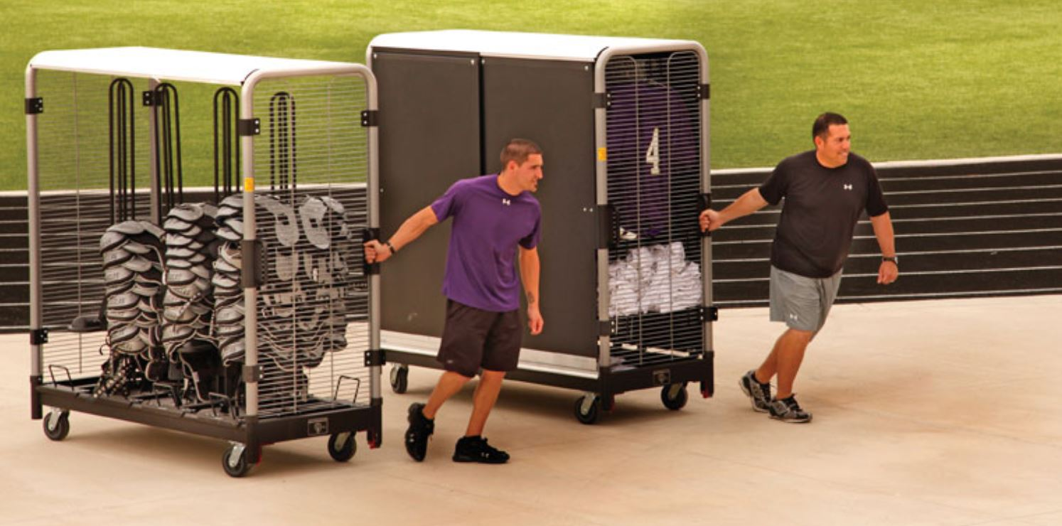 Wenger Team Carts For Athletic Equipment
