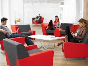 MyWay Lounge Collection Third Space Seating Group