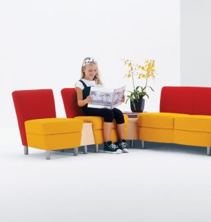Arcadia Serafina Lounge Furniture for Kids