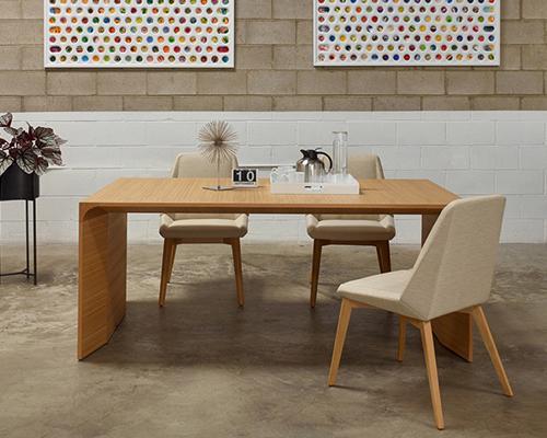 Arcadia Parsons Avelina Bar Table Meeting Collaborative Lobby Break Room Conference