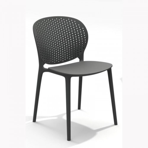 Beaufurn Amara Stacking Chair, side chair, guest, cafe