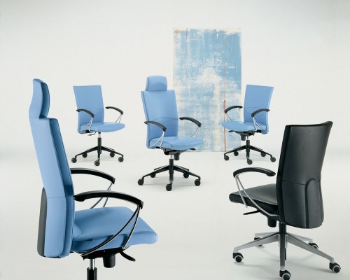 Borgo Torsion executive task chair, seating, conference chair