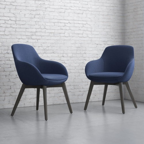 Brayton Kenna chair, side chair, guest seating, office, lobby