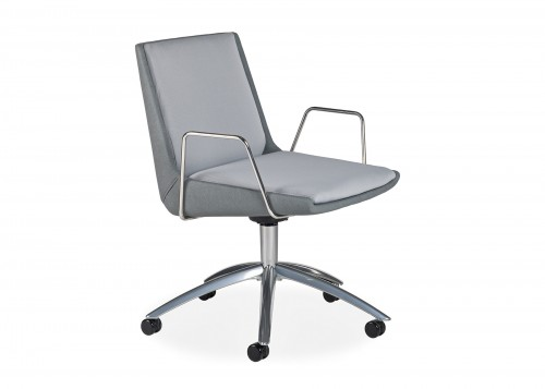 Cabot Wrenn side chair, task chair, guest chair, conference, meeting, corporate, business