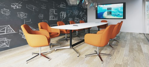 Coriander Conference Table, meeting, corporate, collaborate