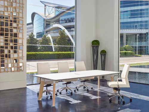 Darran Diva conference table, corporate, business,
