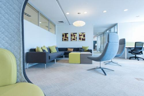 KI MyPlace Lounge Modular Collaboration Collaborative Seating Soft Seating boss design