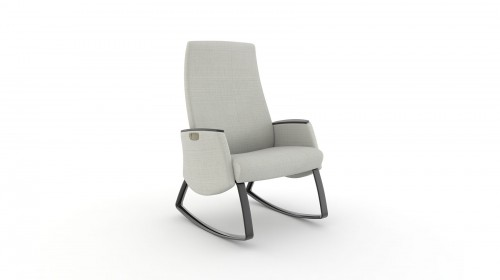OFS Carolina Saven Rocker, healthcare, patient seating, rocking chair