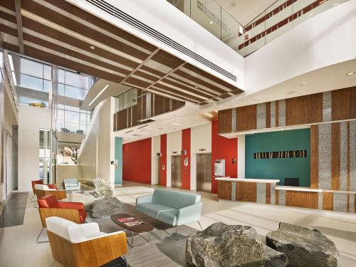 Pocono KI Lyra Waiting Room Reception Business Healthcare  Lounge