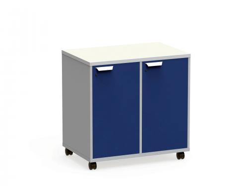 KI Ruckus Higher Education K12 Classroom Storage Worktable locker