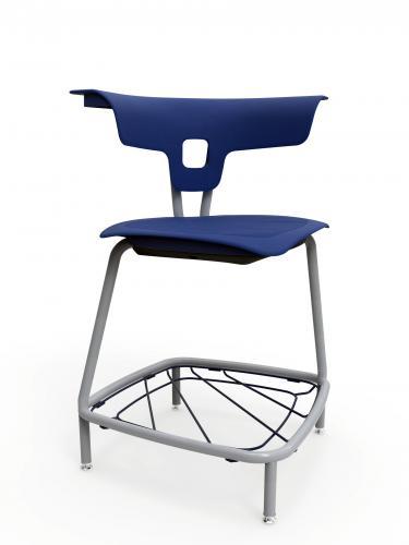 KI Ruckus Higher Education K12 Classroom Seating Bookrack