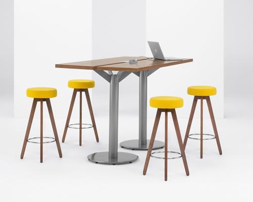 arcadia speakeasy stools tables