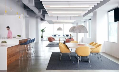 Studio TK collaborate, huddle, cafe, corporate