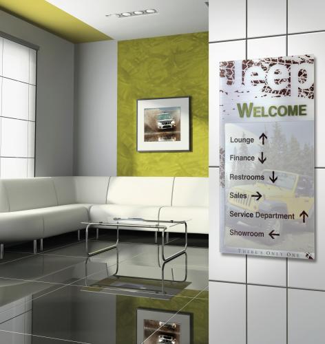 Takeform Signage Signs Branding Office Business Entrance Reception Wayfinding
