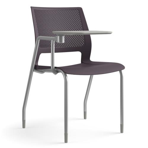 Sit On It Side Chair Seating Guest Waiting Room Conference Classroom Poly Lumin