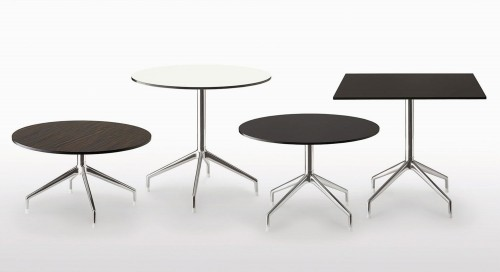 Teknion sina occasional tables, low height tables,