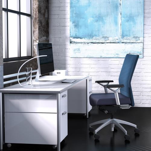 Sit On It Task Chair Seating Conference Office Sona Knit Back