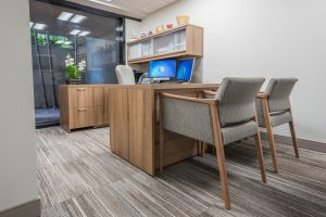 KI Aristotle Private Office Furniture