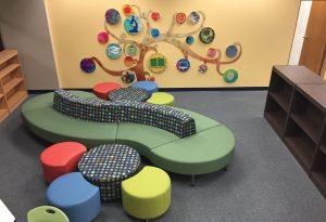Palmer Hamilton Library Furniture