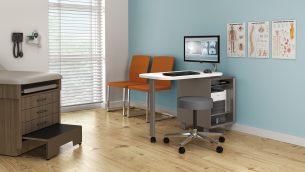 Watson Provider Station for Doctor Exam Room