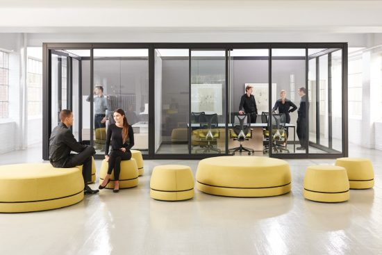 Altos creates meeting spaces and private offices