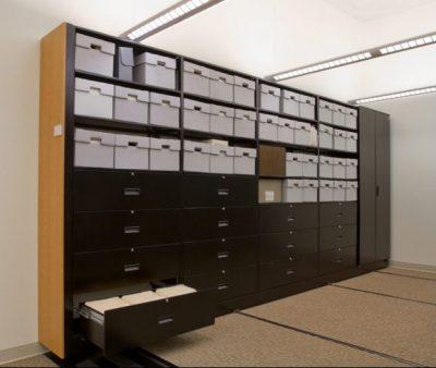 Montel high density storage