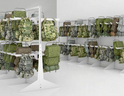 Montel Hanging Shelf Storage