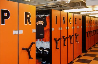 Montel Athletic equipment storage