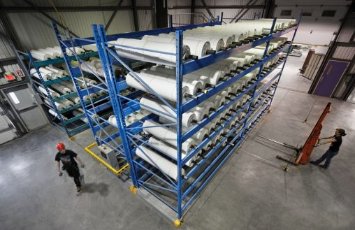 Saferak by Montel for warehouses