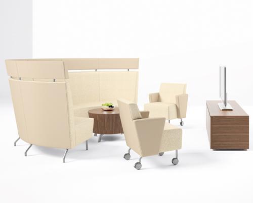 Arcadia Intima Lounge Lobby Seating Guest Modular