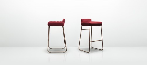 Allermuir Tomo Stool, seating, counter height, cafe