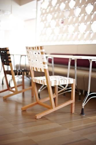 Berlage Enlite cafe KI lounge break room lunch room cafe cafeteria