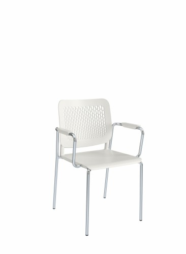 Bisley malika chair, side chair, guest, cafe