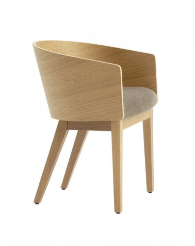 Cape Furniture Albert chair, side chair, guest, office, corporate