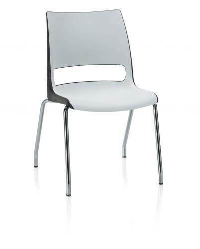 Doni Ganging KI Seating Chair Side Guest 4 leg