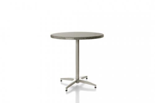 West Coast Industries WCI Table Mark Outdoor Round Table