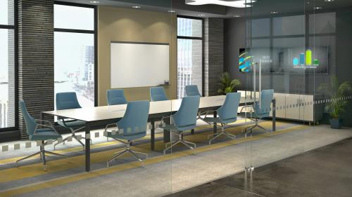 Watson Miro Table Office Conference Business Meeting Collaboration Furniture