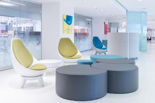 KI MyPlace Lounge Modular Collaboration Collaborative Seating Soft Seating sway
