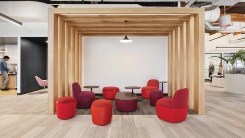 Studio TK Cesto, collaborate, corporate, huddle, seating, stool