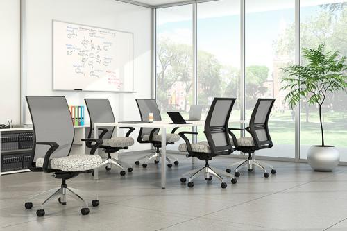 Sit On It Task Chair Seating Conference Mesh Back Office AmplifySit On It Task Chair Seating Conference Mesh Back Office Amplify
